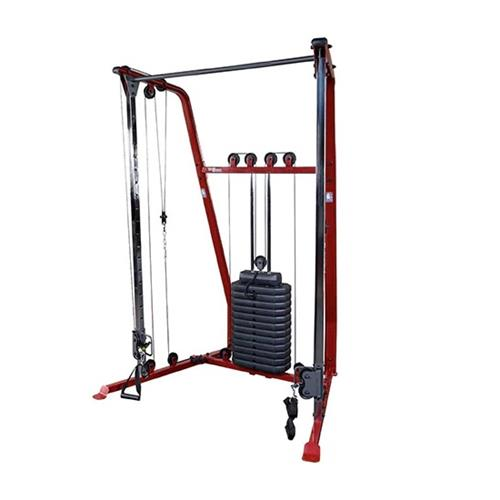 Pectorales y hombros BEST FITNESS FUNCTIONAL TRAINER FT10