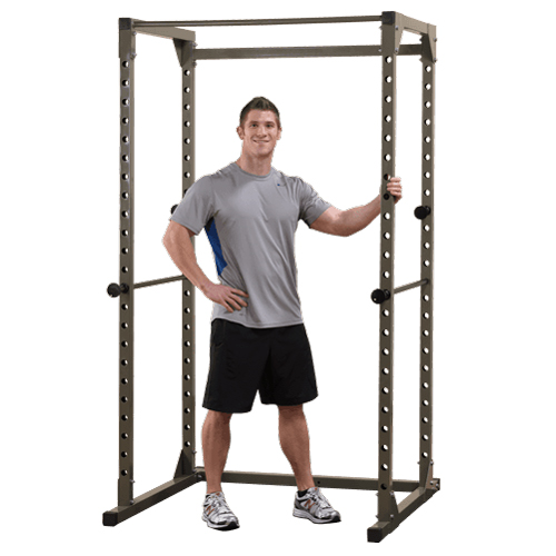 Jaulas Squat BEST FITNESS POWER RACK PR100