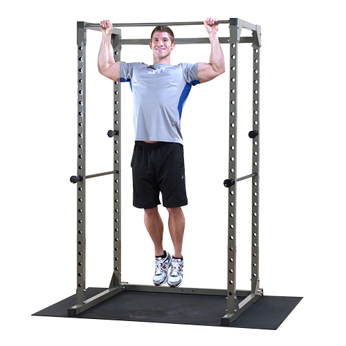BEST FITNESS POWER RACK PR100