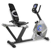 bicicleta reclinable BH FITNESS CONFORT ERGO PROGRAM