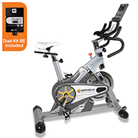 Bicicleta indoor BH FITNESS i.SPADA RACING DUAL