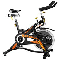 Bicicleta indoor BH FITNESS Duke + Consola