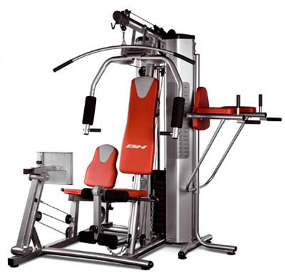 Máquina de musculación guiada BH FITNESS GLOBAL GYM PLUS