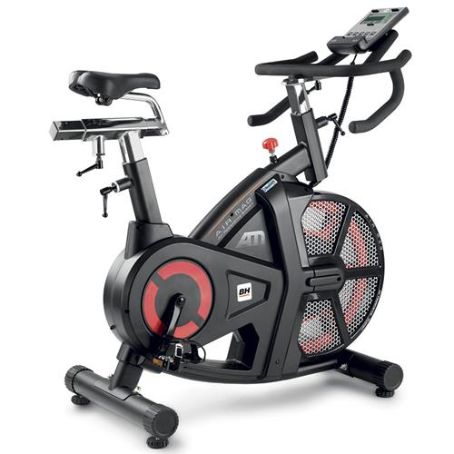 Bicicletas indoor BH FITNESS i.AIR MAG