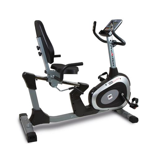 Bicicleta reclinable BH FITNESS ARTIC CONFORT PROGRAM