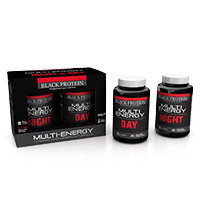 Energético Black Protein MULTI ENERGY