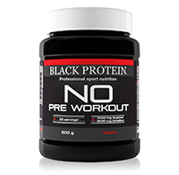Congestion - N.O. BLACK-PROTEIN NO Pre WorkOut