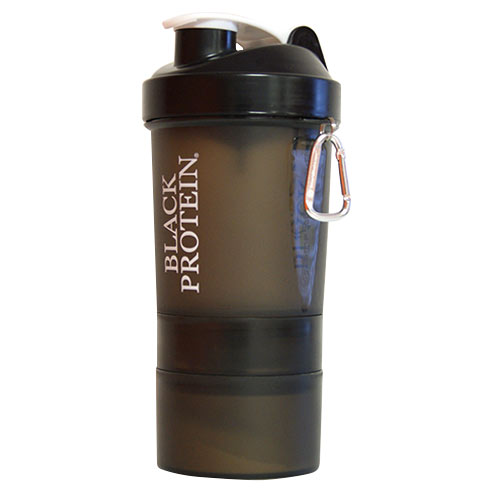 Shakers - Accesorios BLACK PROTEIN Shaker Black Protein