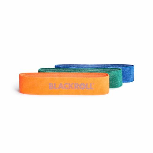 Elástico  LOOP BAND SET DE 3 BANDAS Blackroll - Fitnessboutique