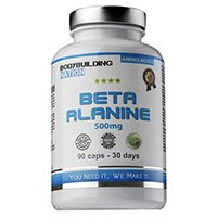 Energético BODYBUILDING NATION Beta Alanine