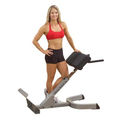 BODYSOLID Back Hyperextension 45° HYP45