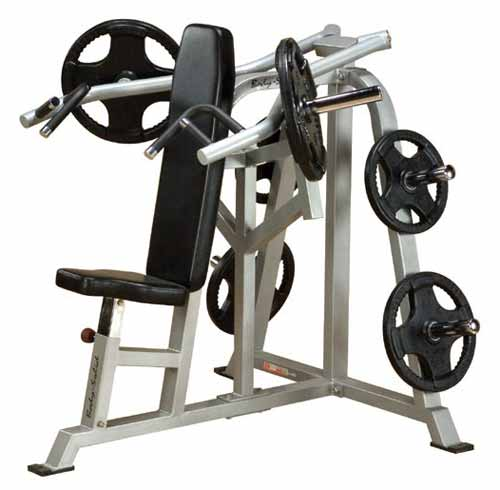 BODYSOLID CLUB LINE PRESS DE HOMBROS LVSP