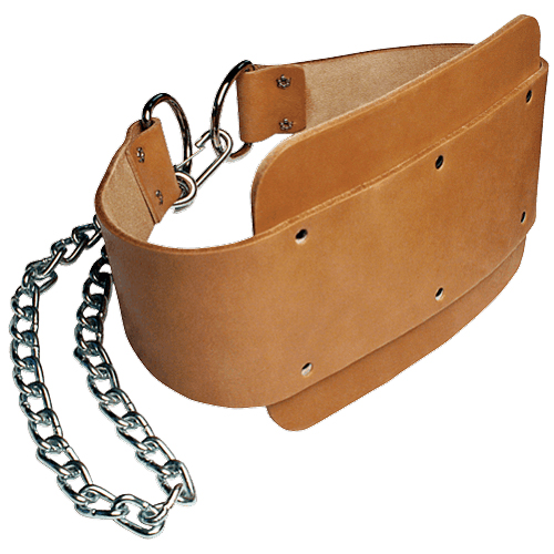 BODYSOLID LEATHER DIPPING BELT