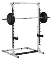 Smith Machine y Squat BODYSOLID POWER CENTER BASE