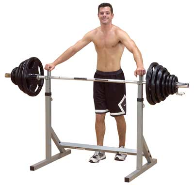 POWERLINE Rack de squat