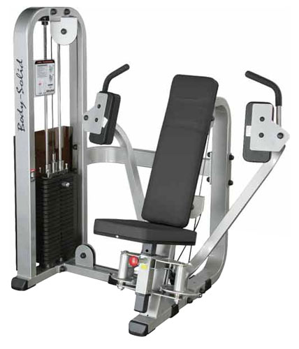 BODYSOLID CLUB LINE PEC DECK BUTTERFLY SDC700