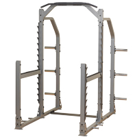 Smith Machine y Squat BODYSOLID CLUB LINE JAULA DE SQUAT MULTIFUNCIONES SMR1000