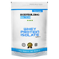 Proteína BODYBUILDING NATION WHEY PROTEIN ISOLATE