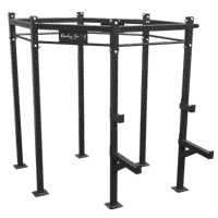 Cross Training BODYSOLID CLUB LINE BASIC HEX RIG TALL