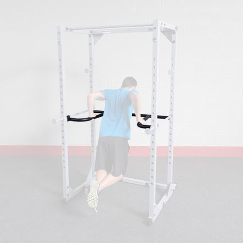 Jaulas Squat OPCIÓN FONDOS DR100 PARA POWERRACKS PPR200 Y BFPR100R BODYSOLID - Fitnessboutique