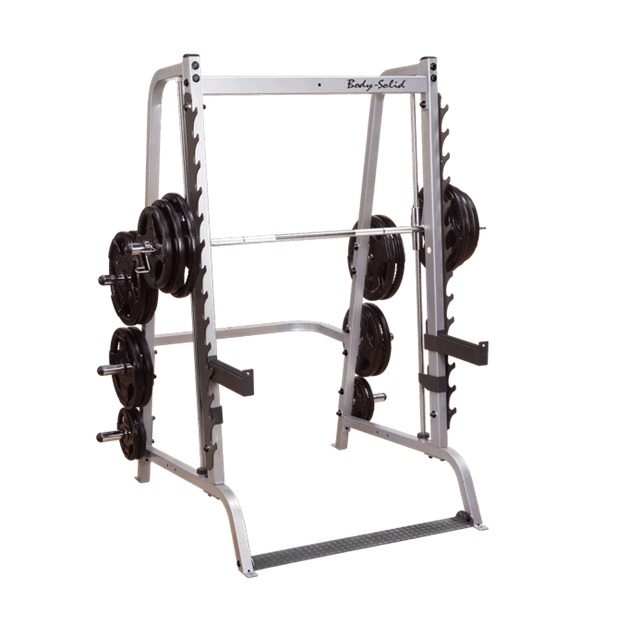 BODYSOLID MACHINE SMITH BASE SERIE 7