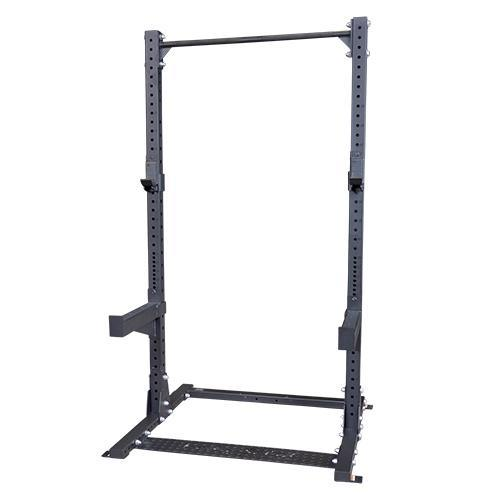 Rack de squat BODYSOLID CLUB LINE COMMERCIAL HALF RACK