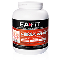Whey proteína Mega Whey EA FIT - Fitnessboutique