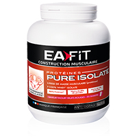 Whey proteína Pure Isolate EA FIT - Fitnessboutique