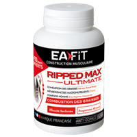 Quemador de grasa EA FIT Ripped Max Ultimate