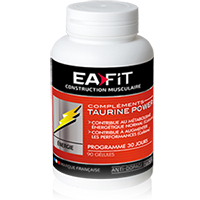 Energético EA FIT Taurine Power