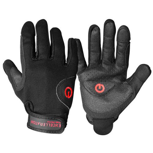 EXCELLERATOR GUANTES DE CROSS TRAINING DE CUERO