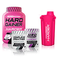 Hard Gainer Harder PACK AUMENTO DE PESO