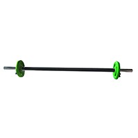 Kit y barras Body Pump FITNESS DOCTOR KIT BARRAS Y DISCOS 4 KG