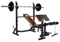 Banco de musculación TITAN BENCH FITNESS DOCTOR - Fitnessboutique