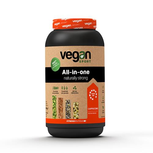 Proteína VEGAN SPORT ALL IN ONE NATURALLY STRONG
