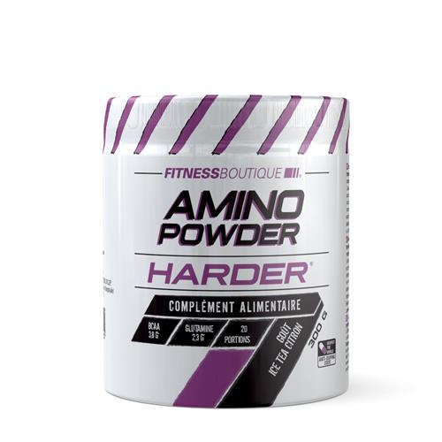 Aminoácidos AMINO POWDER HARDER - Fitnessboutique