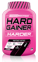Aumento de peso HARD GAINER HARDER - Fitnessboutique