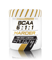 Aminoácidos Harder BCAA 6 1 1