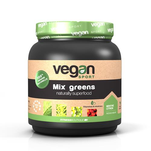Nutrición Bienestar VEGAN SPORT MIX GREENS NATURALLY SUPERFOOD
