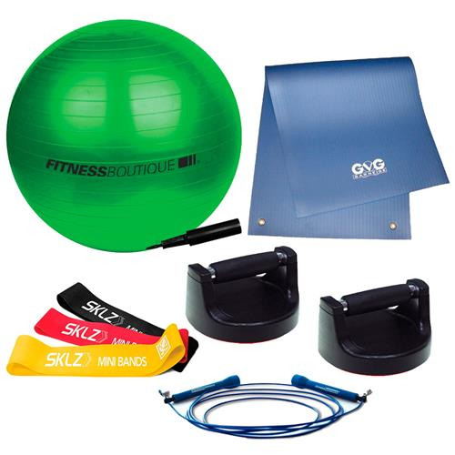 Accesorios Fitness FITNESSBOUTIQUE PACK REFORZAMIENTO MUSCULAR
