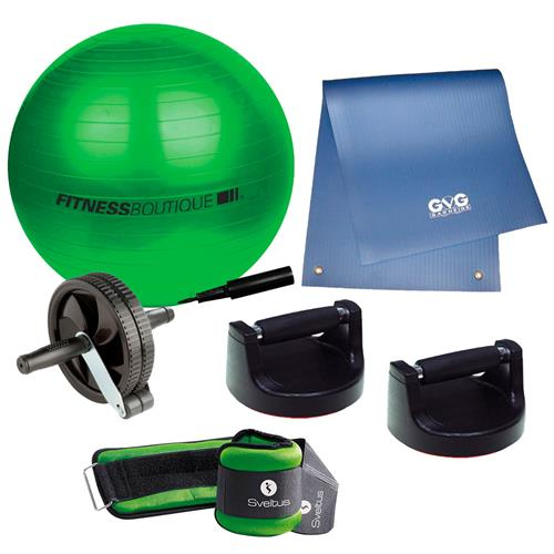 Accesorios Fitness FITNESSBOUTIQUE PACK STANDARD