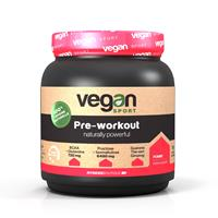 preentrenamiento PRE WORKOUT NATURALLY POWERFULL VEGAN SPORT - Fitnessboutique