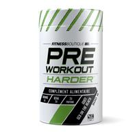 preentrenamiento PRE WORKOUT HARDER - Fitnessboutique