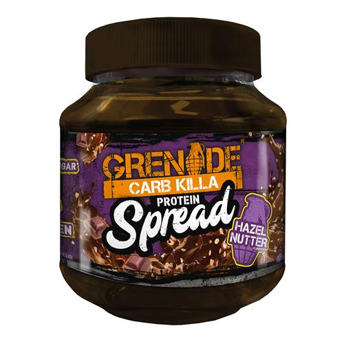 Cocina - Snacks CARB KILLA SPREAD CHOCOLATE CON AVELLANA GRENADE - Fitnessboutique