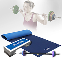 Kit y barras Body Pump FITNESSBOUTIQUE Pack Pump Pro