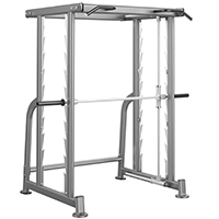 Smith Machine y Squat MAX RACK 3D HEUBOZEN - Fitnessboutique