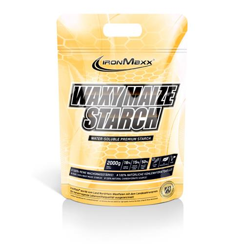 preentrenamiento IRONMAXX WAXY MAIZE STARCH