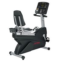 Bicicleta reclinable CSLR CLUB SERIES LIFEFITNESS - Fitnessboutique