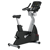 Bicicleta vertical LIFEFITNESS CLUB SERIES UPRIGHT BIKE