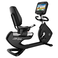 Bicicleta reclinable PCS DISCOVER SE LIFEFITNESS - Fitnessboutique
